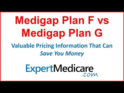 Plan F vs Plan G - Which is Better and Why? | ExpertMedicare.com