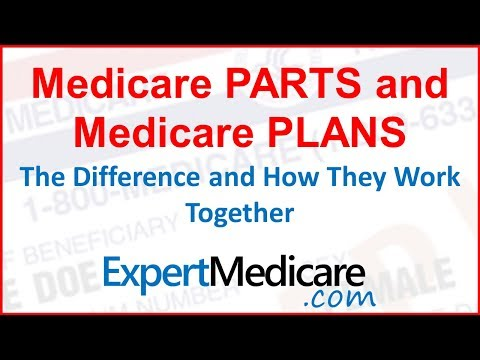 How Medicare Works 2019- Parts and Plans of Medicare | ExpertMedicare.com