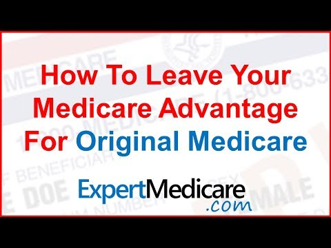 Unhappy With Medicare Advantage? How to Leave Your Plan in 2019